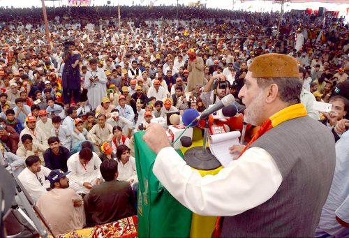 یک حزب پاکستانی : اسرای مفقود بلوچستان هزاران نفرند