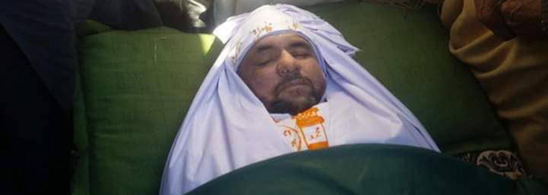 شهروند مفقودی ناصر حسین در زندان شهر لکی مروت درگذشت