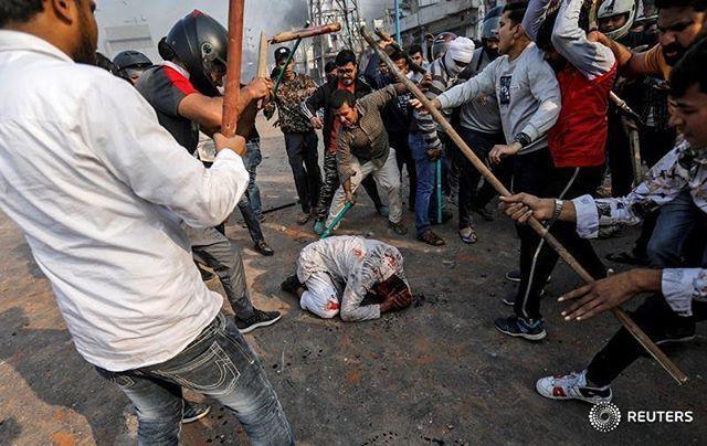 سکوت سازمانهای حقوق بشر بین المللی در برابر خشونت سازمان یافته علیه مسلمانان هند